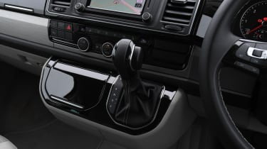 Volkswagen California Edition - gear lever
