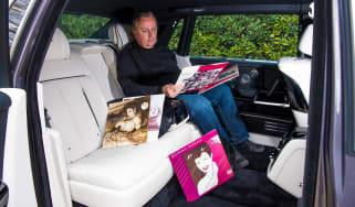 Rolls-Royce Bespoke Audio - Steve Fowler