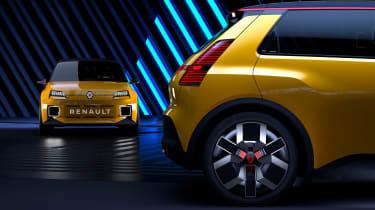Renault 5 EV concept - full front
