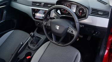 Long-term test review: SEAT Ibiza - first report cabin