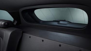 BMW X5 Protection VR6 - rear window