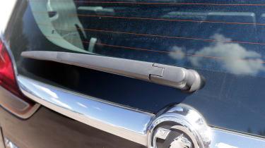 Used Vauxhall Zafira Tourer - rear wiper
