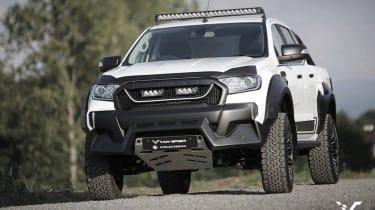 M-Sport Ford Ranger - front
