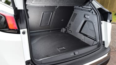 Peugeot 3008 - boot