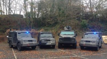 Ovik vehicles