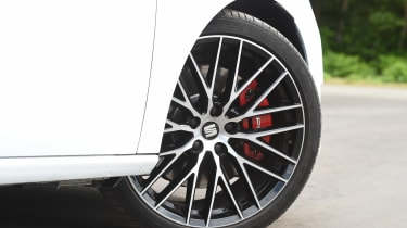 SEAT Leon Cupra ST 290 - wheel detail