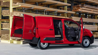 New 2018 Citroen Berlingo Van  rear