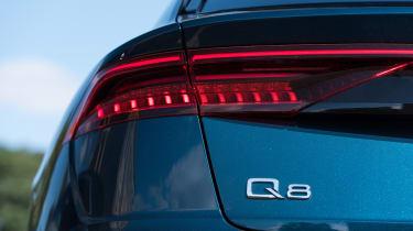 Audi Q8 - taillight