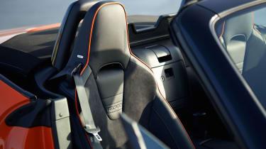 Mazda MX-5 30th Anniversary Edition - seat