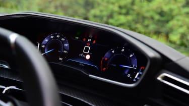 Peugeot 508 SW - dials