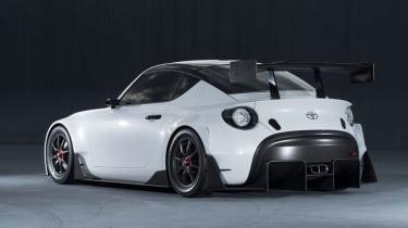 Toyota S-FR Racing Concept - rear three quarter