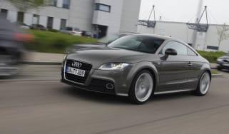 - Audi TT facelift