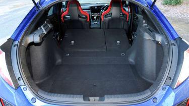 Honda Civic Type R - boot