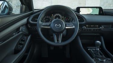 Mazda 3 - interior