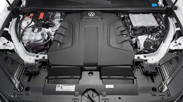 Volkswagen Touareg - engine
