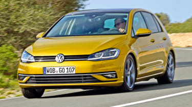 Best new cars of 2017: our road tests of the year - Volkswagen Golf