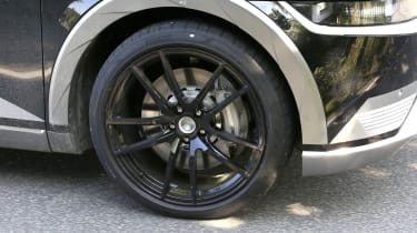 Ioniq 5 N spy - wheel