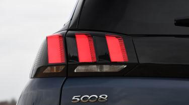 5008 rear light