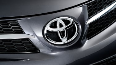Toyota RAV4 grille
