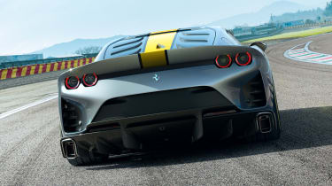 Ferrari 812 Superfast Versione Speciale - rear