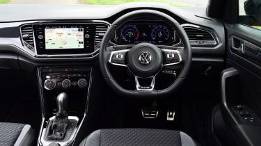 Used Volkswagen T-Roc - dash