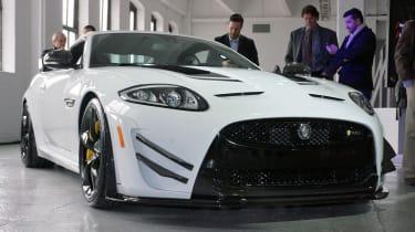 Jaguar XKR-S GT revealed
