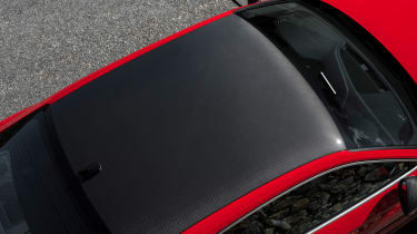 Audi RS 5 Carbon Edition - roof