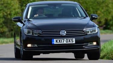 Used Volkswagen Passat - front cornering