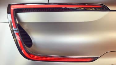 Renault Symbioz concept - rear light