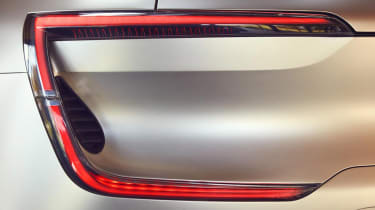 Renault Symbioz concept - rear light