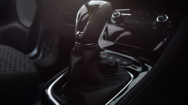 Vauxhall Astra - Mk7 gear shift