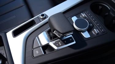Twin test - Audi A5 - transmission