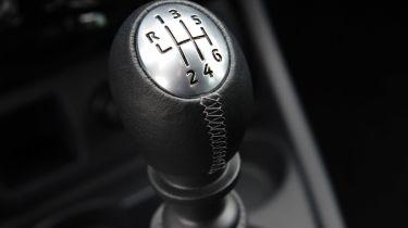 Dacia Duster gear lever