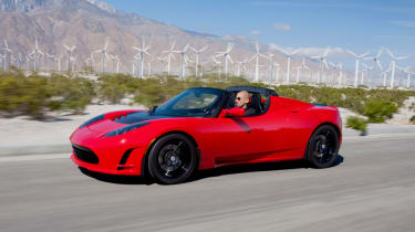 The much-hyped Tesla Roadster showed electric cars could be fun