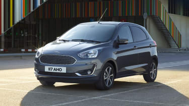 Ford Ka+ - front static