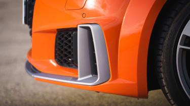 Audi TT Coupe - air vent