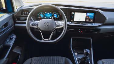 Volkswagen Caddy California MPV - interior
