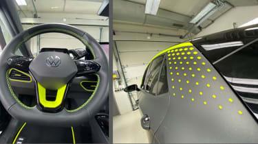 VW ID.3 GTX interior
