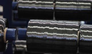 BMW carbon fibre spool