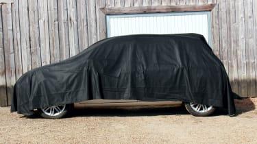 Metex Indoor Car Dust Cover
