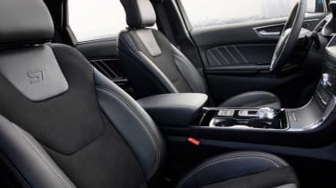 Ford Edge ST 2018 cabin