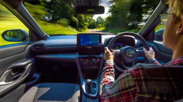 Toyota Yaris Cross - James Brodie
