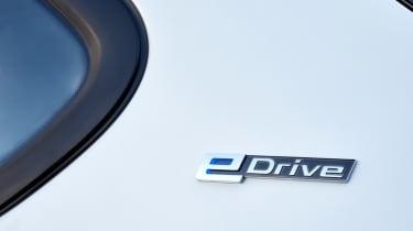 BMW eDrive badge