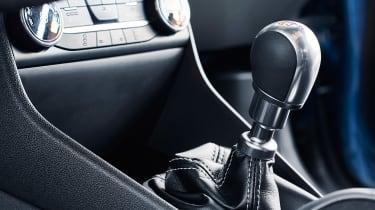 Ford Fiesta ST 2017 - gearlever