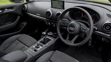 Audi A3 TFSI 2016 - interior