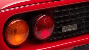 McLaren F1 rear lights