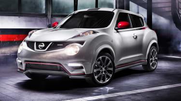 Nissan Juke Nismo front