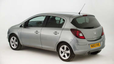 Used Vauxhall Corsa - rear
