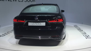Lexus LS 500h Geneva