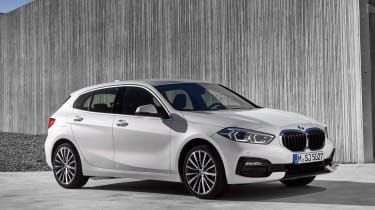 New BMW 1 Series 2019